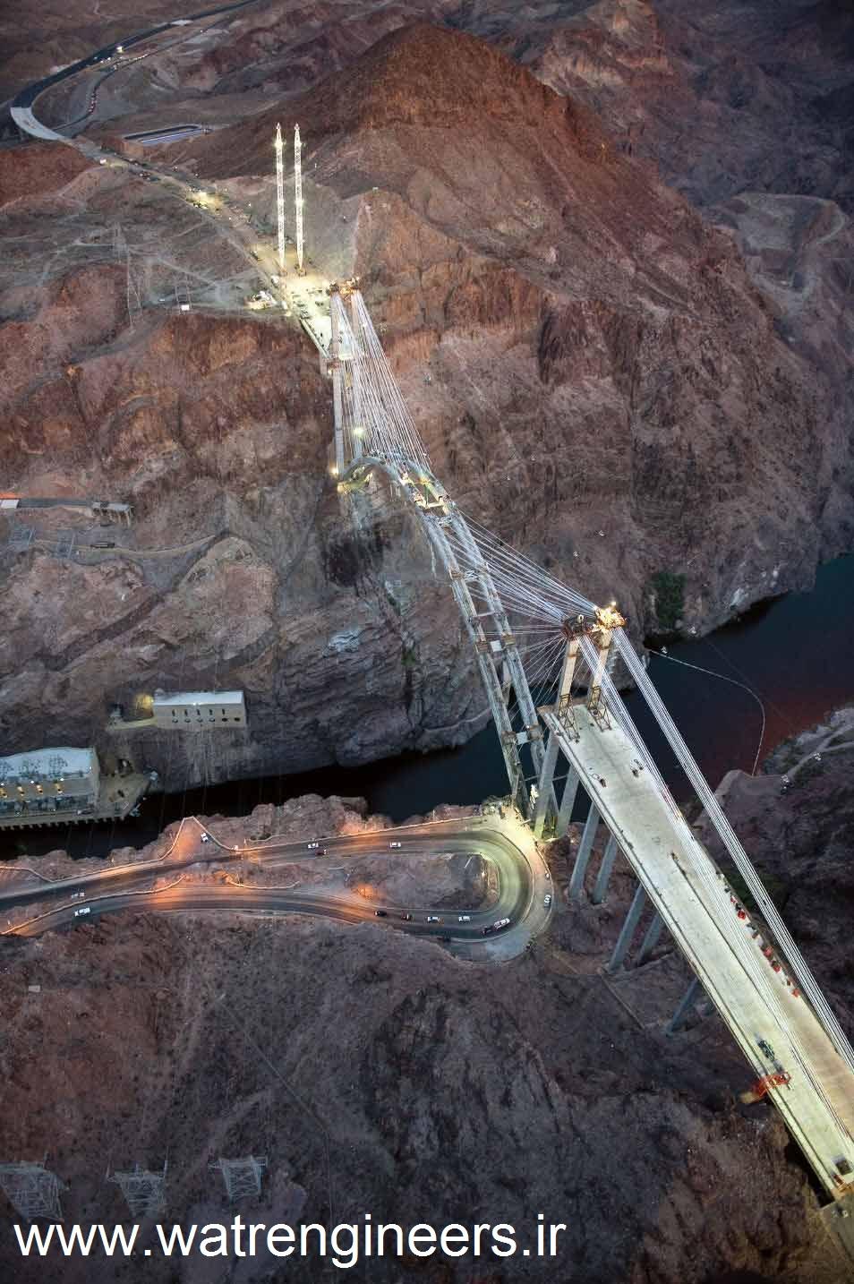 دانلود مستند ساخت پل هوور Hoover Dam Bridge